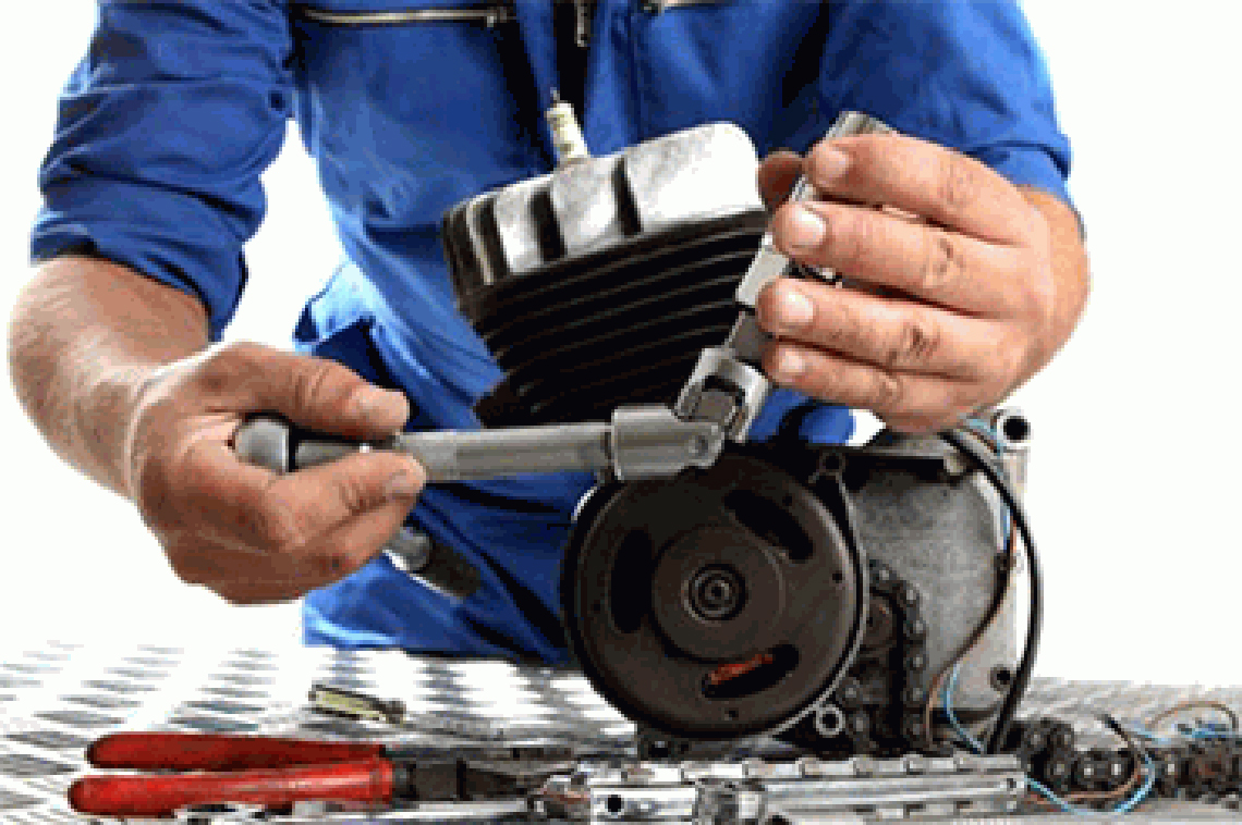 Small Engine Repair : Small engine repair course