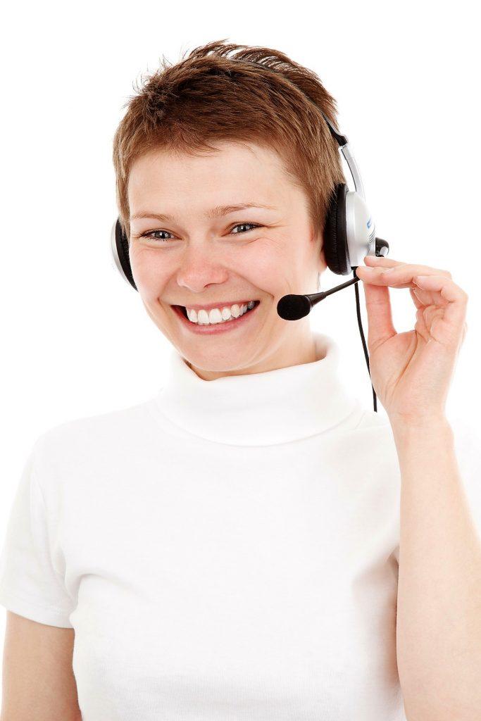 eVoc Customer Service